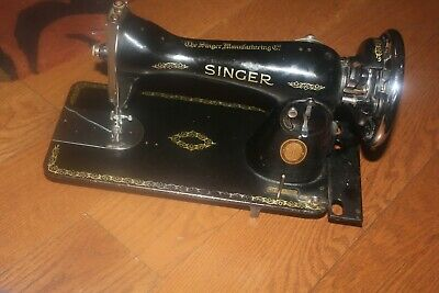 Vintage Singer sewing machine 15K88 - COME JUST AS SEEN