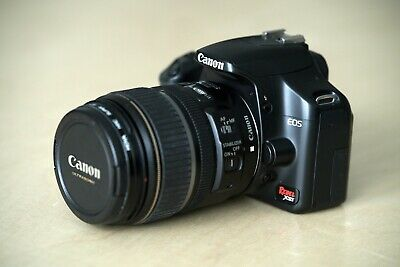 Used - Canon EOS Rebel XSi with Canon EF-S 17-85mm f4-5.6 IS Lens