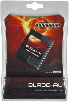 Excalibur OLBLADEAL64 Omega Remote Start Flashable By-Pass & Canbus Module 64K