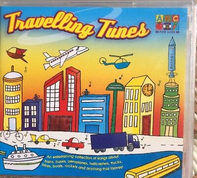 Brand New/Sealed Travelling Tunes (ABC For Kids) CD Album