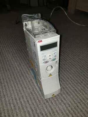 ABB ACS150 Variable Frequency AC Drive 0.37kW (1/2HP)