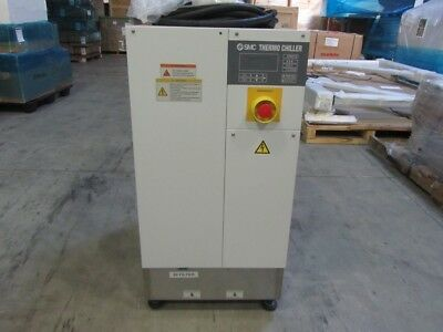 SMC Thermo Chiller HRB4009Z-X001 Heat Exchanger Air Water Cooled Neslab 100KW