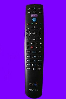 Official BT YouView Remote Control RC3124705/01B Grade B Super Fast Post UK