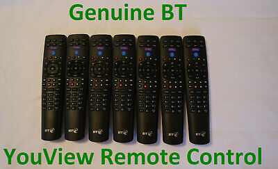 Official BT YouView Remote Control RC3124705/03B VGC Grade A Super Fast Post UK