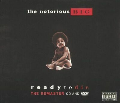 Notorious Big - Ready To Die (Uk) New Cd