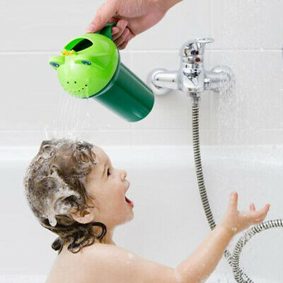 1pc Baby Shampoo Cup Lightweight Bear Shape Shampoo Scoops for Children Toddlers