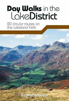 Day Walks in the Lake District: 20 Circular Rou... by Goodwin, Stephen Paperback