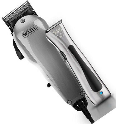 Wahl Brushed Combo Pack Taper 2000 Clipper & Beret Hair Trimmer