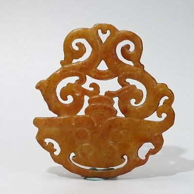 Chinese Jade carved Jade statue A2227