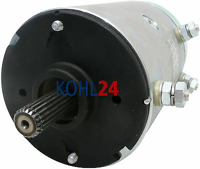 DC-Motor E-Motor Superwinch Western Motors 12V 1,6KW
