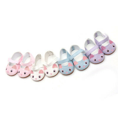 NEW Lovely Dress Up Sandals Shoes Accessories For 18 Inch American Girl Doll