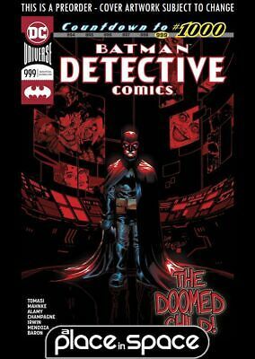 (Wk09) Detective Comics, Vol. 3 #999A - Preorder 27Th Feb