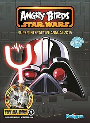 Angry Birds Star Wars Super Interactive Annual 2015 (An... by Pedigree Books Ltd