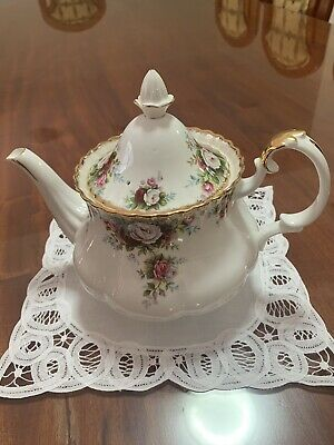 Royal Albert Celebration Large Teapot