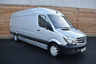 2015/65 Mercedes-Benz Sprinter 2.1TD 313CDI LWB 20TH ANNIVERSARY SPEC WITH A/C