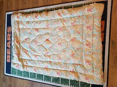VINTAGE FEATHER EIDERDOWN (I have another identical one for sale too)