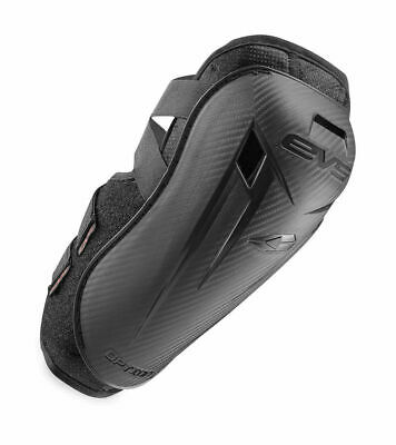EVS Option Elbow Guards; Adult; (over 115 lbs.); Black