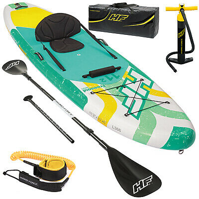Set Planche Stand Up Paddle SUP Kayak - HYDRO-FORCE™ - 340 x 89 x 15 cm