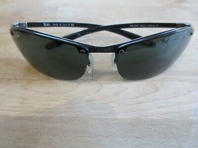 97e1593525 RAY BAN CARBON fibre frame sunglasses. RB 8305 082 71. - EUR 131