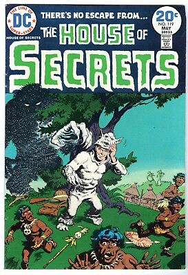 House of Secrets #119 - Very Fine Condition