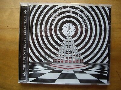 Blue Oyster Cult, Tyranny and Mutation, audio CD. Played once.