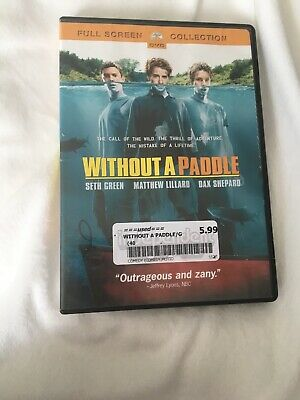 Without a Paddle [Full Screen Edition]