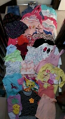 Huge Bundle Of Girls Clothes 3-4years #694 MINIBODEN GEORGE NEXT F&F UNICORN...