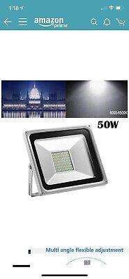 50 watt led flood light Waterproof For Security, Yard, Factory, Billboards. I198