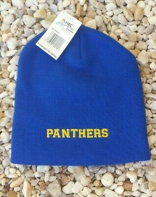 a9a46b6717ed6 Friday Night Lights Dillon Panthers Beanie Hat - Embroidered Logo Winter hat  cap