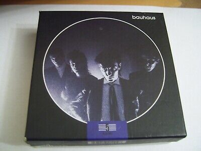 5 Albums Box Set by Bauhaus | CD | condition good