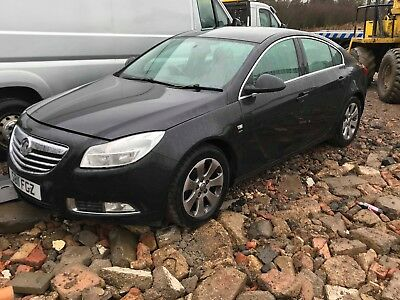 2011 Vauxhall Insignia Sr1 158 2.0 Cdti 6 Speed Manual Spares Or Repair