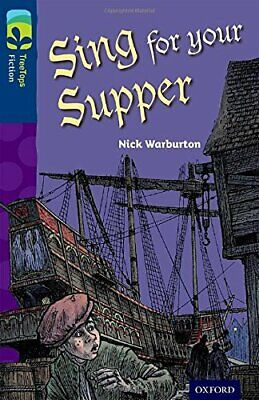 Oxford Reading Tree TreeTops Fiction: Level 14 More Pack A... by Warburton, Nick