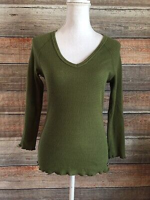 8478a99aaf14df OLIVE GREEN RIBBED long sleeve top cold shoulder ladder cut out ...