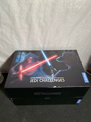 Star Wars Jedi Challenges Lenovo AR Headset w/Saber and Beacon