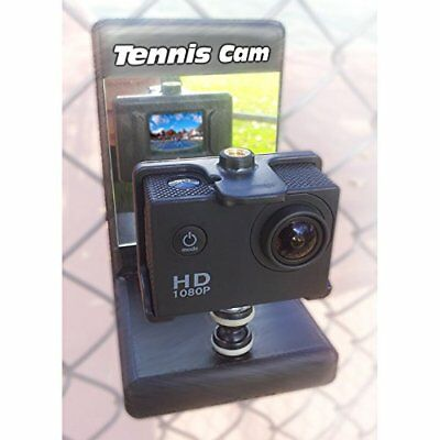 Tennis Cam Fence Mount (action camera not included)