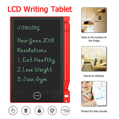 """5"""" Electronic Digital LCD Writing Pad Tablet Drawing Graphic Notepad Board Z4B5"""