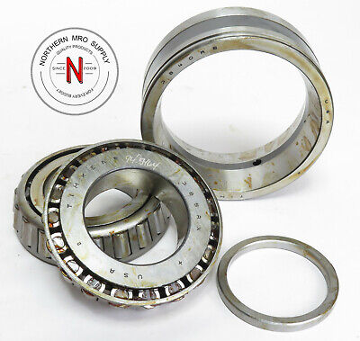 """TIMKEN 385AX-90307 TAPERED ROLLER BEARING MATCHED ASSEMBLY, 2.000"""" x 4.125"""""""