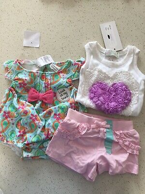 Baby Girls clothes - size 0000