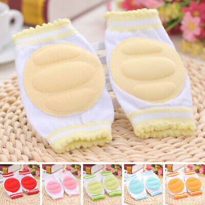 Safety Crawling Protect Elbow Cushion Infants Toddlers Baby Knee Pads For Kids