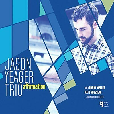Jason Yeager - Affirmation New Cd