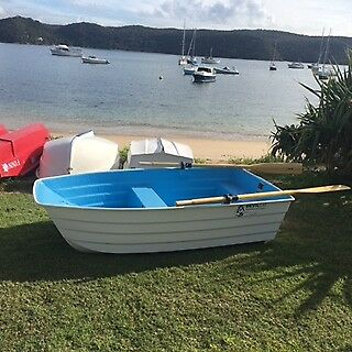 "Dinghy/ Tender, 2.2m, ""DevilCat"", Catamaran."