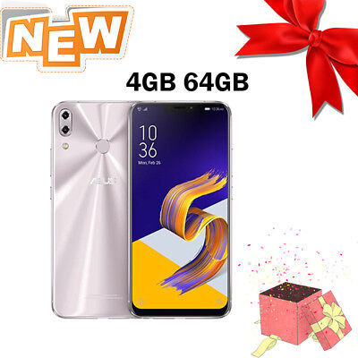 ASUS Zenfone 5 Telephone Portable Dual SIM 4G LTE Smartphone Android 8.0 64GB