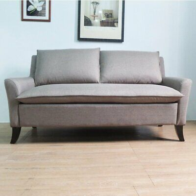 Luxury Grey Fabric Sofa New Design Soft Fabric Deep Seat Sofas Suite Couch Sale