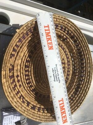 Aboriginal Woven Basket Aurukun Queensland Australia