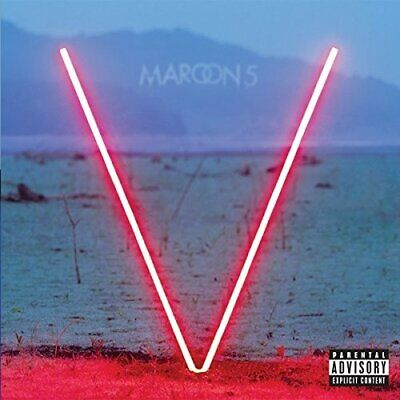 Maroon 5 - V CD NEW