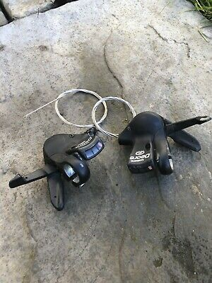 Shimano Deore 9 Speed Shifters