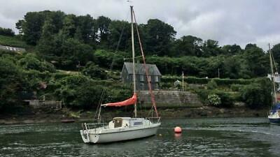 Westerly Jouster 21ft Sailing Boat