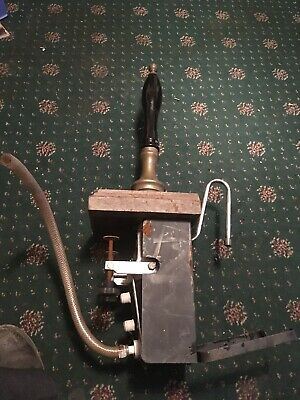 Working Real Ale Hand Pull Pump Pub Home Brewing Home Bar Mobile Craft Beer Man