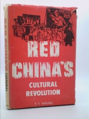 Red China's cultural revolution  (1st Ed, Signed) by Hsiung, Yin Tso