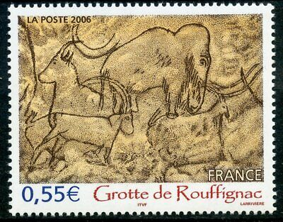 Stamp / Timbre France  N° 3905 ** Tableau / Art / Grotte De Rouffignac